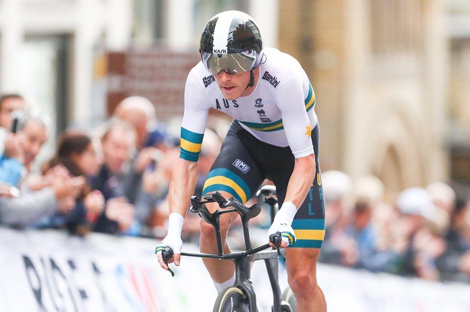 Yorkshire Rohan Dennis JoanSeguidor