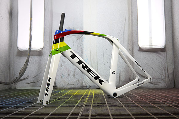 bicicleta Mads Pedersen JoanSeguidor