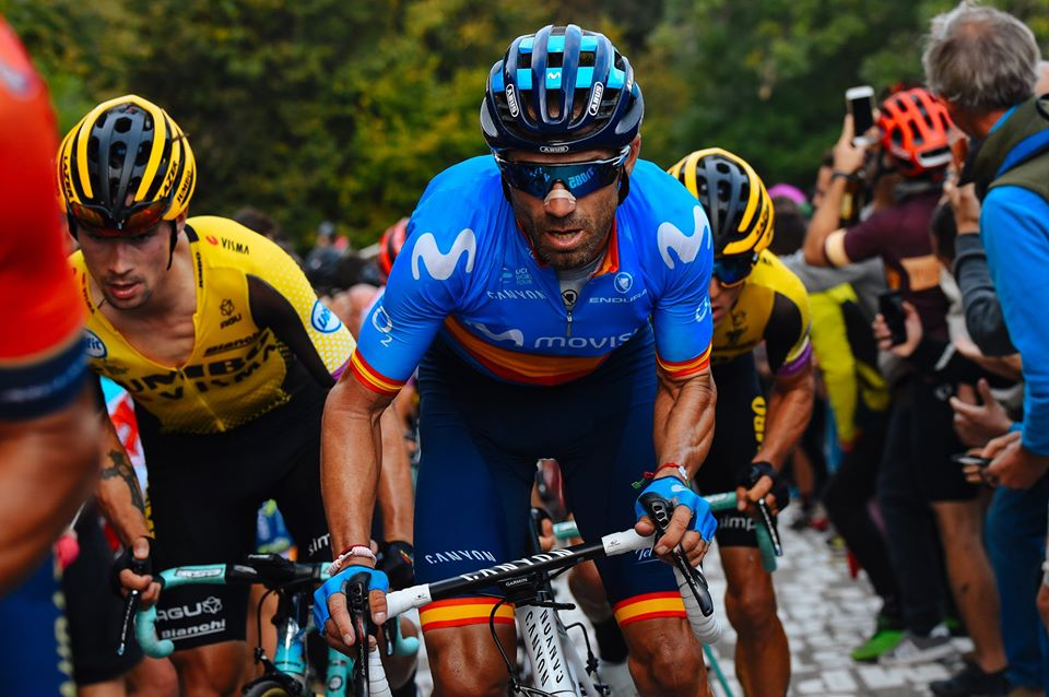 Alejandro Valverde Tokio JoanSeguidor