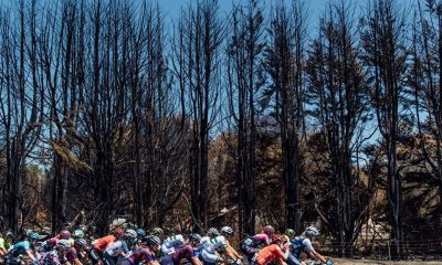 Tour Down under incendios Australia