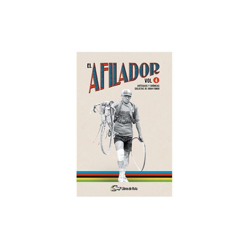 El Afilador libro ciclista JoanSeguidor
