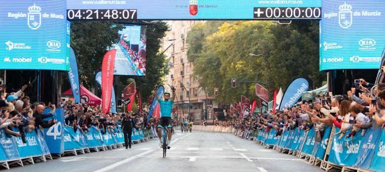 Luisle Vuelta Murcia JoanSeguidor
