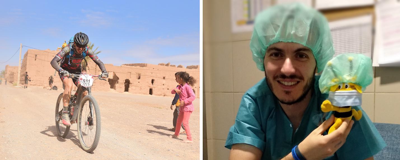 Coronavirus Garmin Titan Desert JoanSeguidor