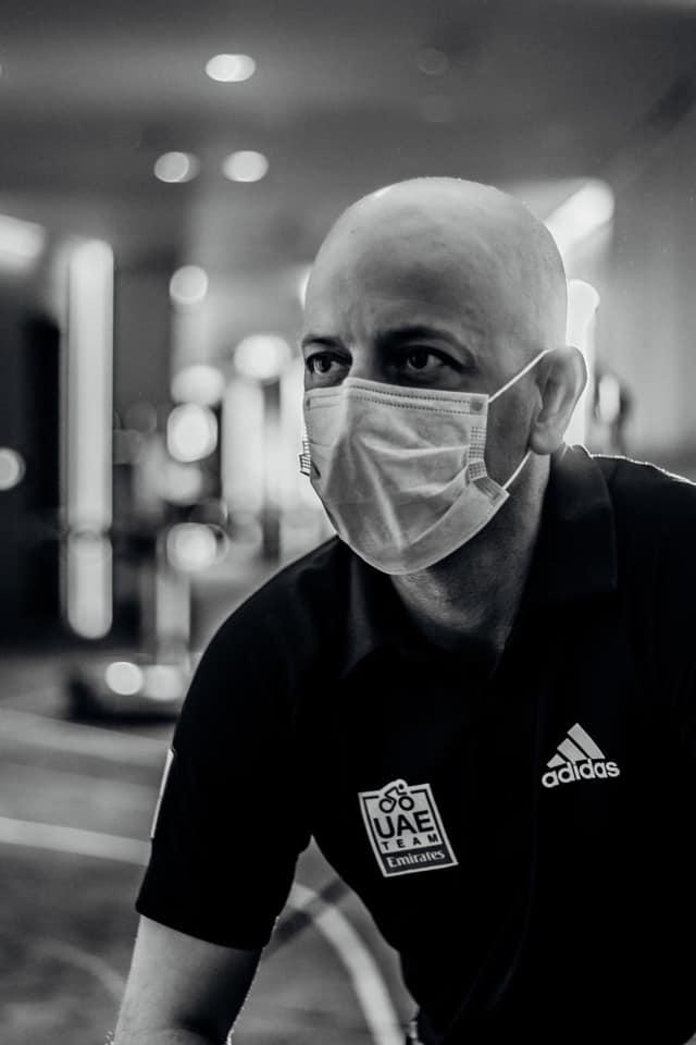 UAE Team Emirates Joxean Matxin