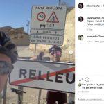 Confimiento ciclista Nacho JoanSeguidor