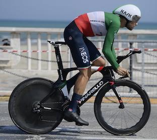 Filippo Ganna Tirreno Adriatico
