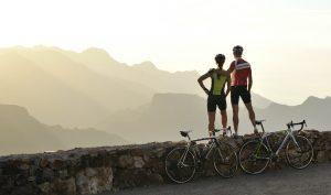 Gran Canaria ciclismo deporte turismo
