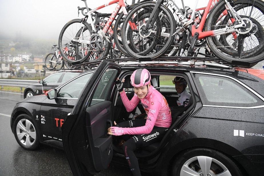 Giro Italia etapa